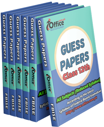 12th Class Model / Guess Papers