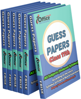 11th Class Guess / Model Papers