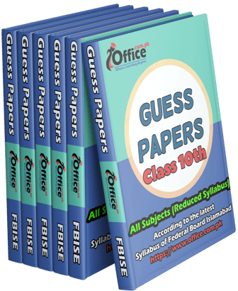 Guess & Model Papers Class 10th